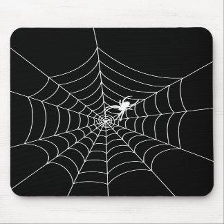 Spider Web Mouse Mats