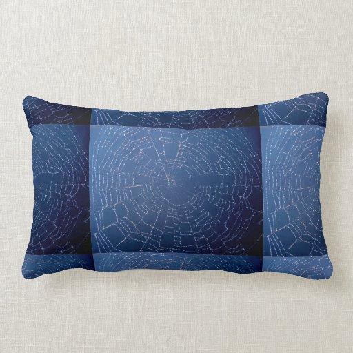 Spider Web Pillows