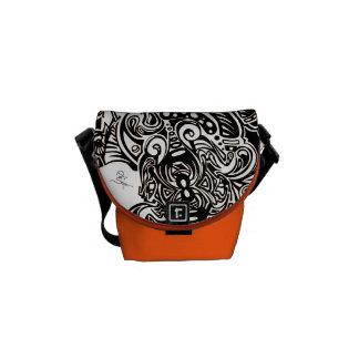 Spider Web Shoulder bag Messenger Bags