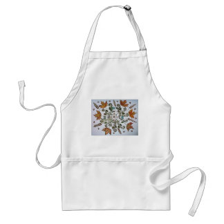 Spider Web - Spider - Ants and Bees Adult Apron