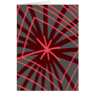 Spider Web Spiderweb Exotic Design Card