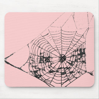 Spider Web The MUSEUM Zazzle Mouse Pads