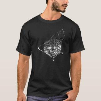 Spider Web The MUSEUM Zazzle T-Shirt