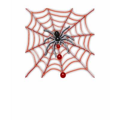 spider web shirts by teeshop. customizable tee , nice on light colors too ...