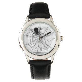 Spider Web Watch