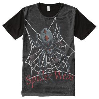 Spider Webs T-shirt