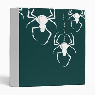 Spider (White) Binder