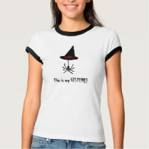 spider witch hat T-Shirt