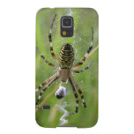 Spider with prey case for galaxy s5