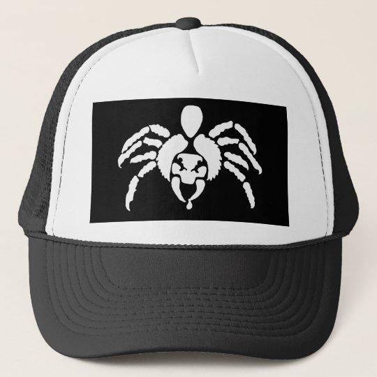 Spider With Venom on Fang Trucker Hat