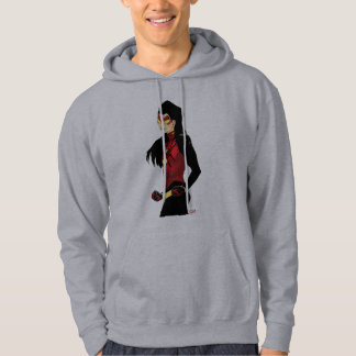 Spider-Woman Clenched Fists Hoodie