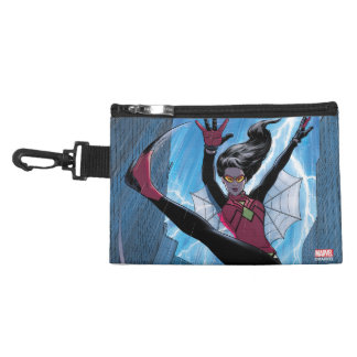 Spider-Woman Getting The Drop On Villain Accessory Bag