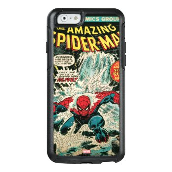 Spiderman - 151 Dec Otterbox Iphone 6/6s Case by marvelclassics at Zazzle