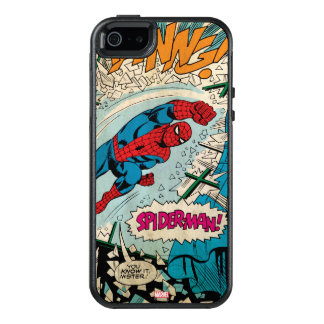 Spiderman-You Know It Mister OtterBox iPhone 5/5s/SE Case