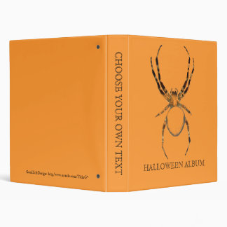 spiders #1 binder