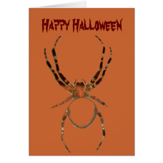 spiders #1 card