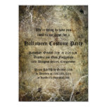 Spiders and Webs Halloween Party invitation