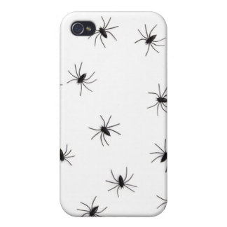 Spiders flock (group) iPhone 4 covers