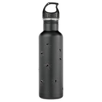 Spiders flock (group) 24oz water bottle