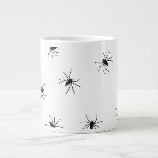 Spiders flock (group) jumbo mugs