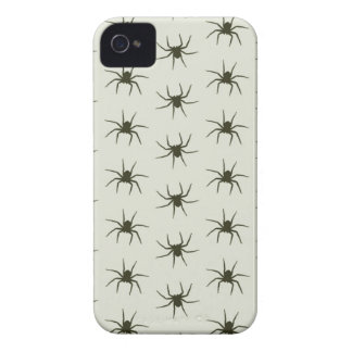 Spiders grey Case-Mate iPhone 4 case