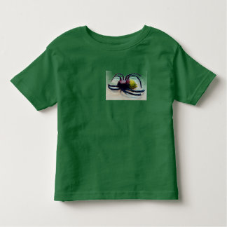 Spiders, here I come! Toddler T-shirt