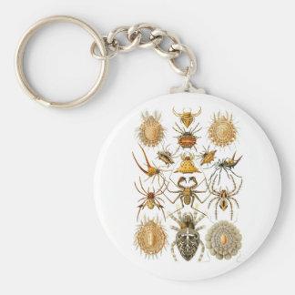 Spiders Keychain