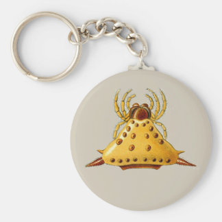 Spiders Keychain