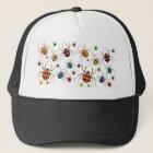 Spiders 'N Patterns Trucker Hat