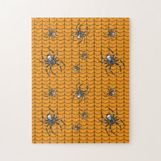 Spiders on Parade Puzzle