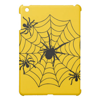 SPIDERS ON WEB COVER FOR THE iPad MINI