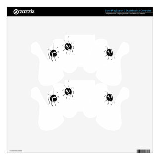 Spiders PS3 Controller Skins