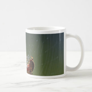 Spiders Spiderwebs Classic White Coffee Mug