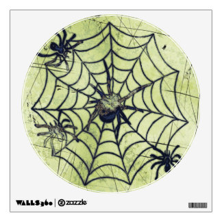 SPIDERS Wall Decal