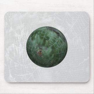 Spiders Web 3D Mouse Pad