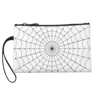 SPIDER'S WEB 3rd MOVEMENT ~ Wristlet Clutch
