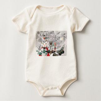 Spider's web artist (Spider's web artist) Baby Bodysuit