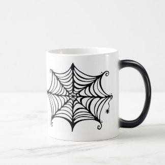 Spider's Web Magic Mug