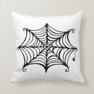 Spider's Web Pillows