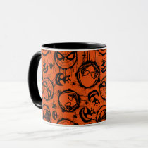 Spiderverse Graffiti Pattern Mug