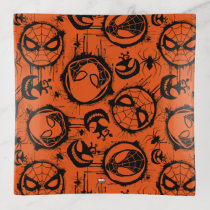 Spiderverse Graffiti Pattern Trinket Tray