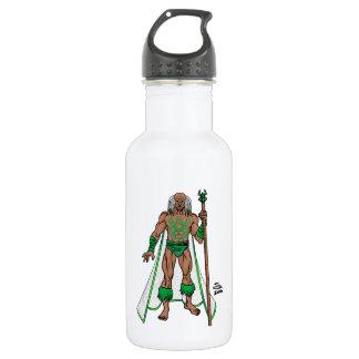 Spiderwalker Water Bottle (18 oz), White