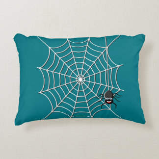 Spiderweb Accent Pillow