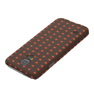SpiderWeb Brown Case For Galaxy S5