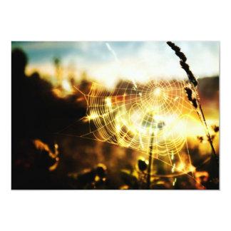 Spiderweb Card