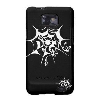 Spiderweb cobweb samsung galaxy SII cover