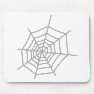 spiderweb de la telaraña de la araña alfombrilla de ratones