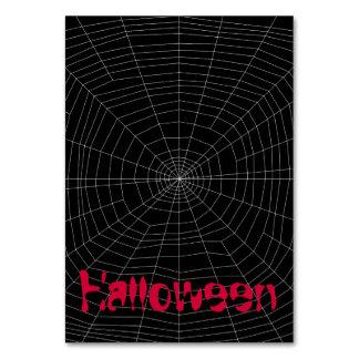 spiderweb en negro