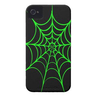 Spiderweb espeluznante iPhone 4 funda