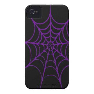 Spiderweb espeluznante Case-Mate iPhone 4 carcasa